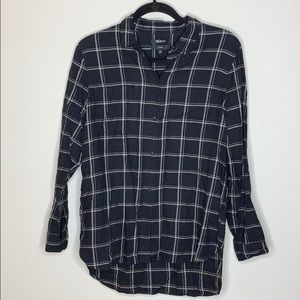 Madewell Classic Button Down Top